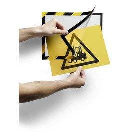Durable Duraframe Durable 4946-130 Security A4 Big pack geel/zwart