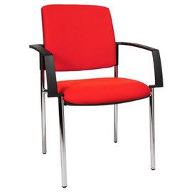 Topstar Topstar bezoekersstoel BB190A G21 ''BtoB 10 Polster'' rood
