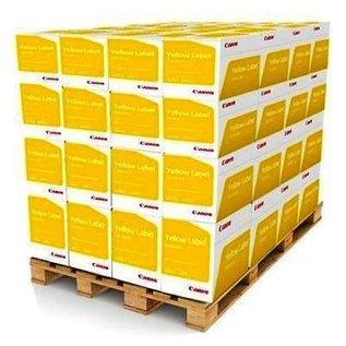 Canon Halve pallet kopieerpapier Canon Yellow Label A80gr wit