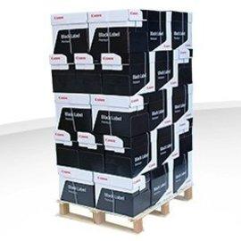 Canon Halve pallet kopieerpapier Canon Black Label Zero A4 75gr wit
