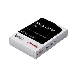 Canon Kopieerpapier Canon black label zero A4 80gr wit 500vel