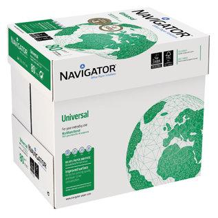 Navigator Pallet Kopieerpapier Navigator Universal A4 80gr wit