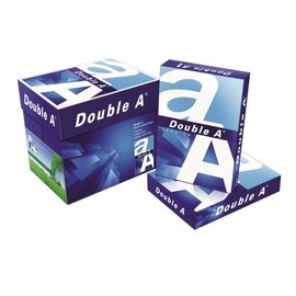 Double A halve pallet Kopieerpapier Double A premium A4 80gr wit 500vel