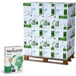 Navigator Pallet kopieerpapier Navigator universal nonstop A4 80gr wit