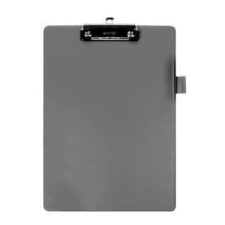 Quantore Klembord Quantore A4 zwart met 100mm klem + penlus