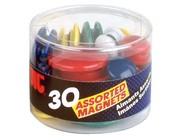 Magneet divers