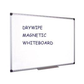 Quantore Whiteboard Quantore 30x45cm magnetisch gelakt staal