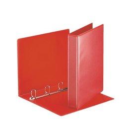 Esselte Presentatieringband Esselte 49731 4-rings A4-25mm rood