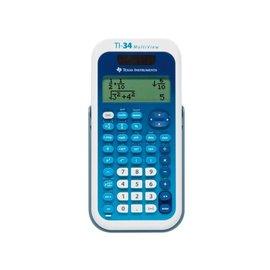 Texas Instruments Rekenmachine TI-34 multiview