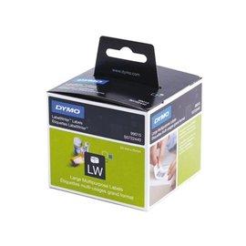 Dymo Etiket Dymo 99015 labelwriter 54x70mm diskettelabel 320stuk