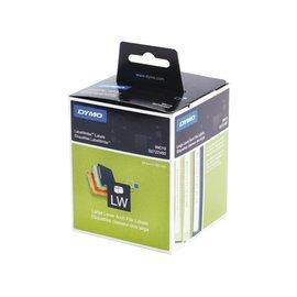 Dymo Etiket Dymo 99019 labelwriter 59x190mm ordner breed 110stuk