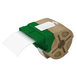 Leitz Etiket Leitz icon 7004-0001 labelprint papier 61mmx22m wit zelfklevend -