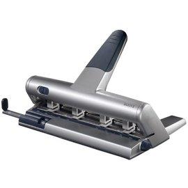 Leitz Perforator Leitz 5114 4-gaats 30vel zilver