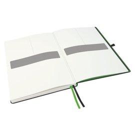 Leitz Notitieboek Leitz complete hardcover A5 gelinieerd zwart