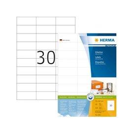 Herma Etiket Herma 4456 70x29.7mm premium wit 3000stuks