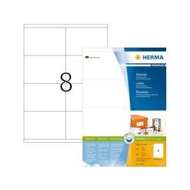 Herma Etiket Herma 4426 105x70mm premium wit 800stuks