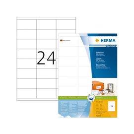 Herma Etiket Herma 4429 70x35mm premium wit 2400stuks