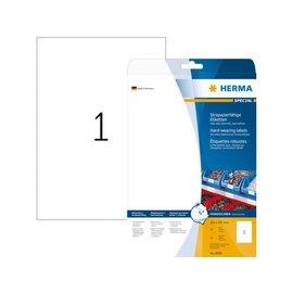 Herma Etiket Herma 4698 210x297mm A4 wit 25stuks