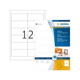 Herma Etiket Herma 4816 96.5x42.3mm wit 1200stuks