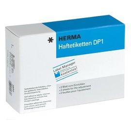 Herma Herma 2930 drukkerij etiketten dp1 25x40 wit 5000 st.