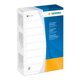 Herma Herma 8221 computeretiketten eindloos 88,9x23 mm 2-banen 12000 st.