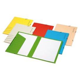 Jalema 5 x Elastomap Jalema secolor folio grijs