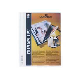Durable 25 x Snelhechter Durable duraplus 2579 wit