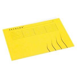 Jalema Vouwmap Jalema secolor A4 gelijk geel