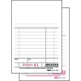 Kangaro Kassablok Expres si-40920 150x100mm 50x2vel