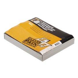 Cleverpack Vrachtbrief Cleverpack blanco 4voud 20x24cm 100stuks