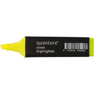 Quantore 10 x Markeerstift Quantore geel