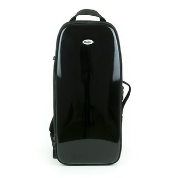 BAGS Altsaxophonkoffer – Farbe: schwarz glänzend