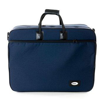 BAGS 2er Tro+Flgh-Koffer (Zylinder) – Farbe: blau