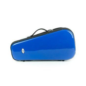 BAGS Trompeten Formkoffer (Perinet) – Farbe: blau glänzend