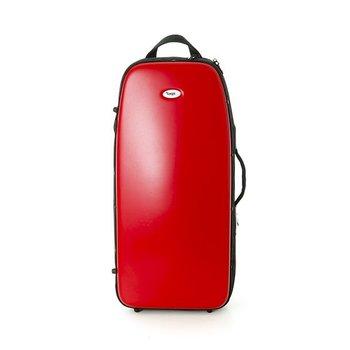BAGS Altsaxophonkoffer – Farbe: rot matt
