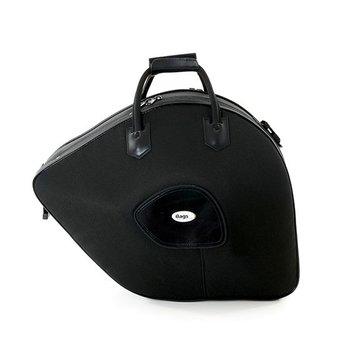 BAGS Waldhorn Formkoffer – schraubbarer Becher – Farbe: schwarz – Größe: L
