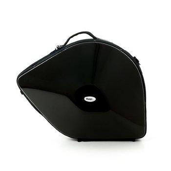 BAGS Waldhorn Formkoffer – schraubbarer Becher – Farbe: schwarz glänzend