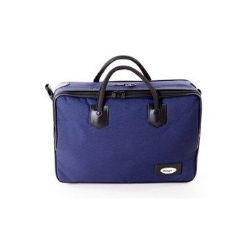 BAGS Klarinettenkoffer (B-Klarinette) – Farbe: blau – französisches System