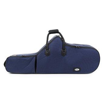 BAGS Tenorsaxophon Formkoffer – Farbe: blau