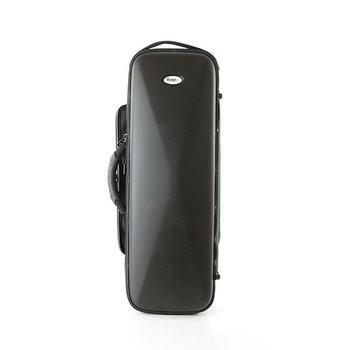 BAGS Sopransaxophonkoffer – 2-teilig – Farbe: schwarz matt