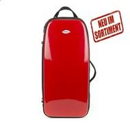 BAGS Altsaxophonkoffer – Farbe: rot glänzend