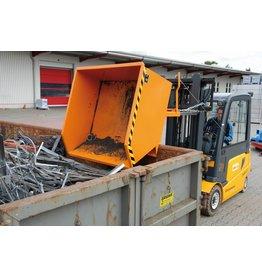 SGU Spaandercontainer