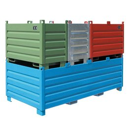 SBS Inzamelcontainers