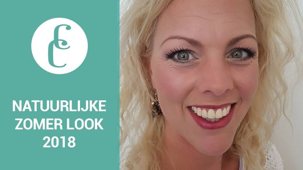 Zomer-make-up-stappenplan