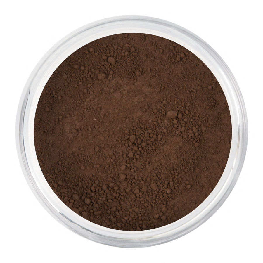 Burnt Sienna Brow & Hair Powder