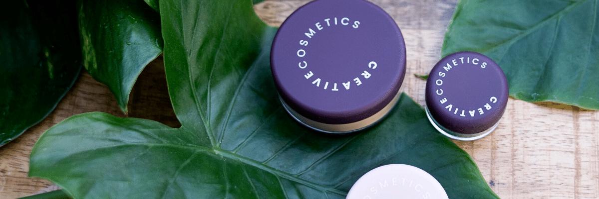 Recyclen met Creative Cosmetics