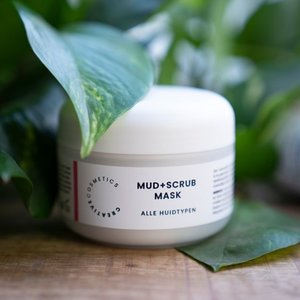 Creative Cosmetics Mud & Scrub mask | Creative Cosmetics