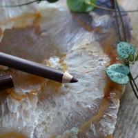 Het perfecte lijntje tekenen met de Natural Organic Eyeliner Pencil