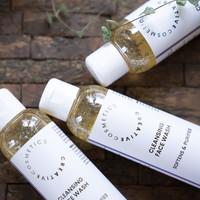 Gezichtsbehandeling: verwen je huid met natuurlijke verzorging