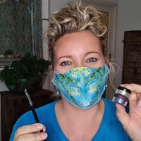 Mondmasker op? 5 Tips voor het combineren van een mondkapje en make-up